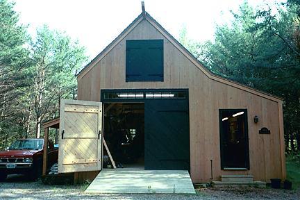 garage barn doorsFHC  Custom garage and barn doors